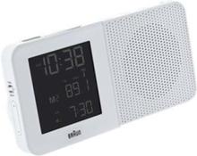 FM Radio BNC010 - clock-radio - AM/FM - Hvit