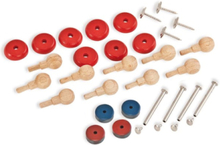 Train and rail repair kit