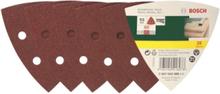 25-pcs. Delta sander sheet set G80