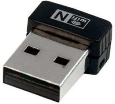 USB 150Mbps Mini Wireless N Network Adapter
