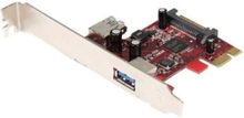 2 port PCI Express SuperSpeed USB 3.0 Card