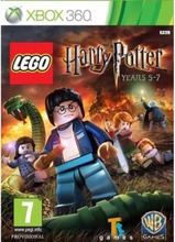 Lego Harry Potter 5-7 - Microsoft Xbox 360 - Barn