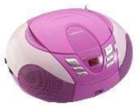 SCD-37 USB - boombox - CD