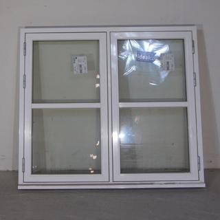 Sidehængt vindue m sprosser, 014533
