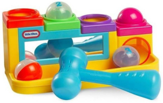 BABYLEKE LITTLE TIKES HAMMER N' BALL PLAY SET