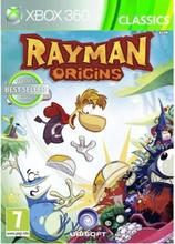 Rayman Origins - Microsoft Xbox 360 - Action