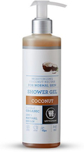 Urtekram Showergel kokos (250 ml)