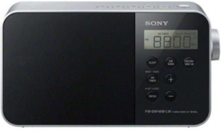 FM Radio ICF-M780SLB - FM/MW/LW/SW - Mono - Silver