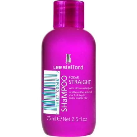 Lee Stafford Poker Straight Shampoo - 250 ml