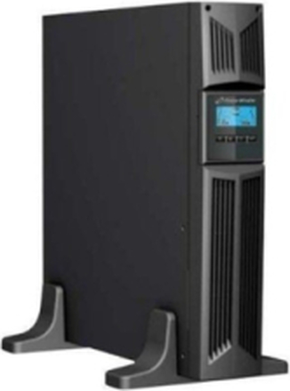 PowerWalker VFI 1000RT LCD - UPS - 900 Watt