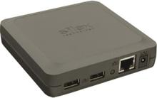 Silex DS-510 USB-server med 2 x USB 2.0 porte 10