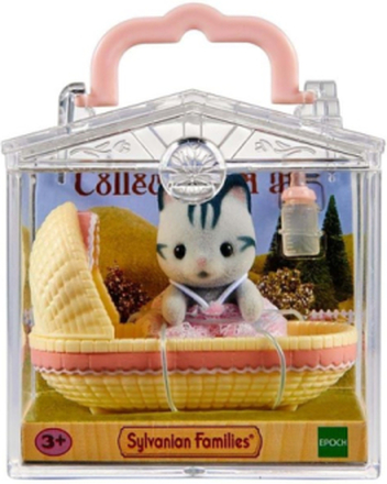 Baby Carry Case (Cat in Cradle)