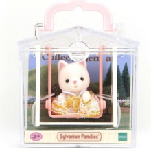 Baby Carry Case (Cat on Swing)
