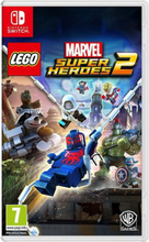 LEGO Marvel Super Heroes 2 - Nintendo Switch - Action/Adventure