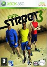 Fifa Street 3 - Microsoft Xbox 360 - Sport