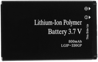 Ersättningsbatteri LGIP-330GP