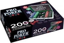 Pro Poker Case 200 chips