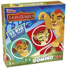 Løvernes Konge Domino med store brikker