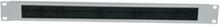 rack kabel indgangspanel med børste