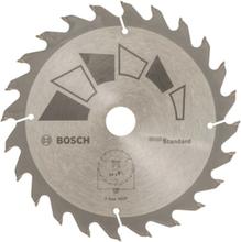 Sirkelsagblad STANDARD D= 160 mm, borediameter= 20 mm, T= 24