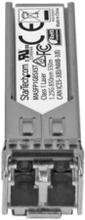 Gigabit Fiber 1000Base-SX SFP Transceiver Module - Cisco Meraki MA-SFP-1GB-SX Compatible - MM LC - 550m (1804 ft)
