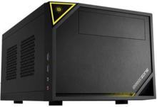 SHARK ZONE C10 - tower - mini ITX - Chassi - Miditower - Gul