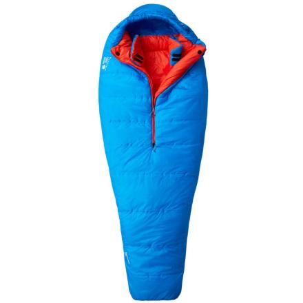 Mountain Hardwear HyperLamina Flame Sleeping Bag (Regular) Sovsäck Blå 195 Left