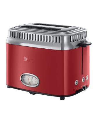 Toaster Russell Hobbs rød
