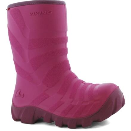 Viking Footwear Ultra 2.0 Barn Gummistövlar Rosa EU 31