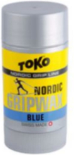 Toko Nordic GripWax blue 25g skismøring Blå 25G