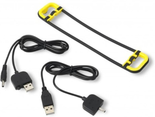 Powertraveller Aquastrap Extreme electronic accessories Sort OneSize