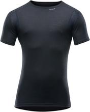 Devold Hiking Man T-shirt Herr T-shirt Svart XL