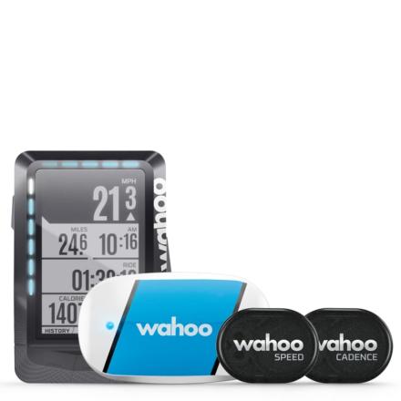 Wahoo Fitness Elemnt - GPS, Tickr, RPM Combo gps OneSize