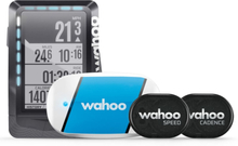 Wahoo Fitness Elemnt - GPS, Tickr, RPM Combo gps OneSize