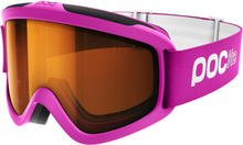 POC POCito Iris Goggles Barn fluorescent pink 2019 Skidglasögon & Goggles