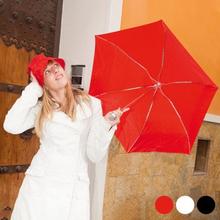 Set med paraply och regnhatt 143188 (3 pcs) (Färg: Натуральный)