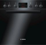Bosch Inbyggnadsspis Svart HEA23B161S