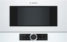 Bosch Mikrovågsugn För Inbyggnad Vit BFL634GW1