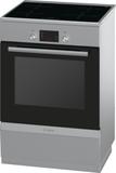 Bosch Spis 60 cm Rostfritt stål HCA748350U