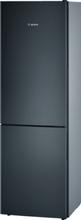 Bosch Kyl/frys 186 cm Front i svart KGV36VB32S
