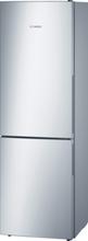 Bosch Kyl/frys 186 cm Rostfritt stål med EasyClean KGV36VI32