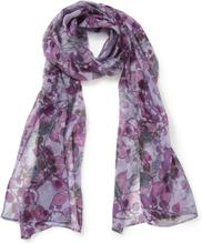 Scarf i 100% silke från Uta Raasch lila
