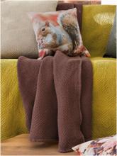 Überwurf für Couch und Bett ca. 160x270cm Peter Hahn gold