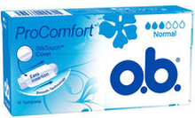 ProComfort™ Tampong Normal, 16-pack