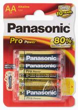Panasonic Pro Power AA LR6, 4-pack