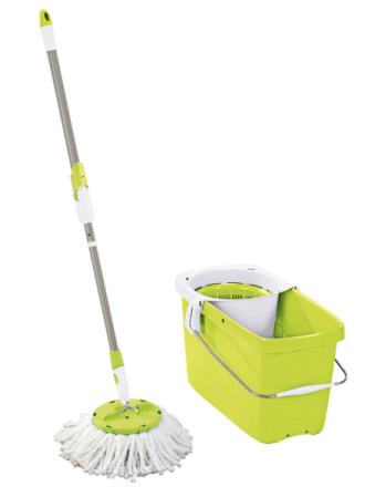 Leifheit Clean Twist-vaskesett Leifheit grønn