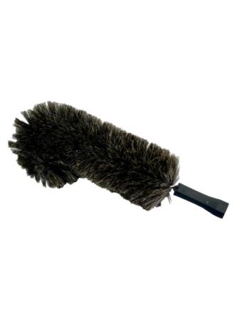 Støvkost svart