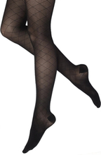 Jobst kompressionsstrumpor Diamond Pattern Thigh High