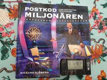 Postkodmiljonären. 2 500 frågor för heta stolen