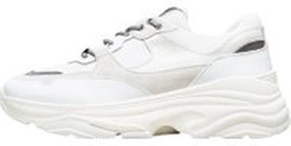 SELECTED Chunky - Sneakers Kvinder White